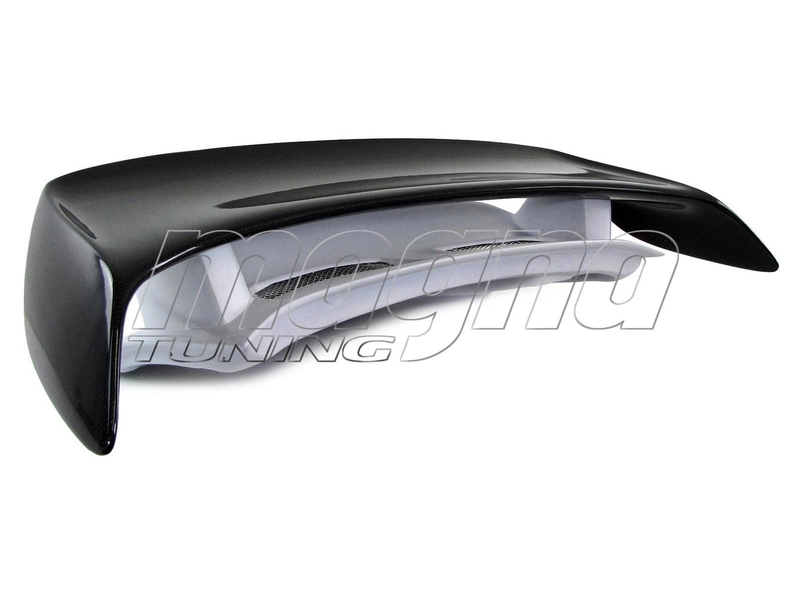 Porsche 911 / 997 Eleron GT2-Look Fibra De Carbon