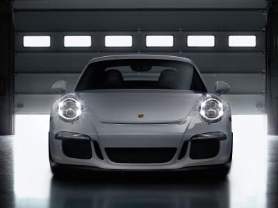 Porsche 911 997 GT3-Style Front Bumper