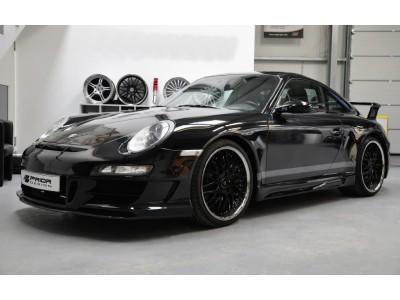 Porsche 911 997 P2 Frontstossstange