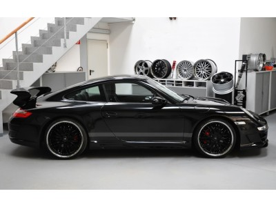 Porsche 911 997 P2 Seitenschwellern
