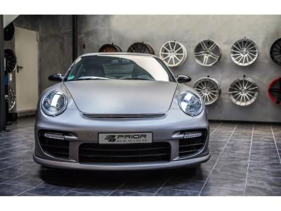 Porsche 911 997 Proteus Frontstossstange