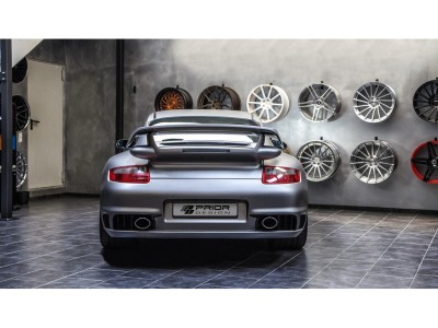 Porsche 911 997 Proteus Heckstossstange