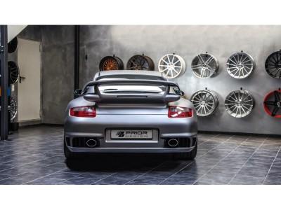 Porsche 911 997 Proteus Rear Bumper