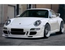 Porsche 911 997 Saturn Front Bumper