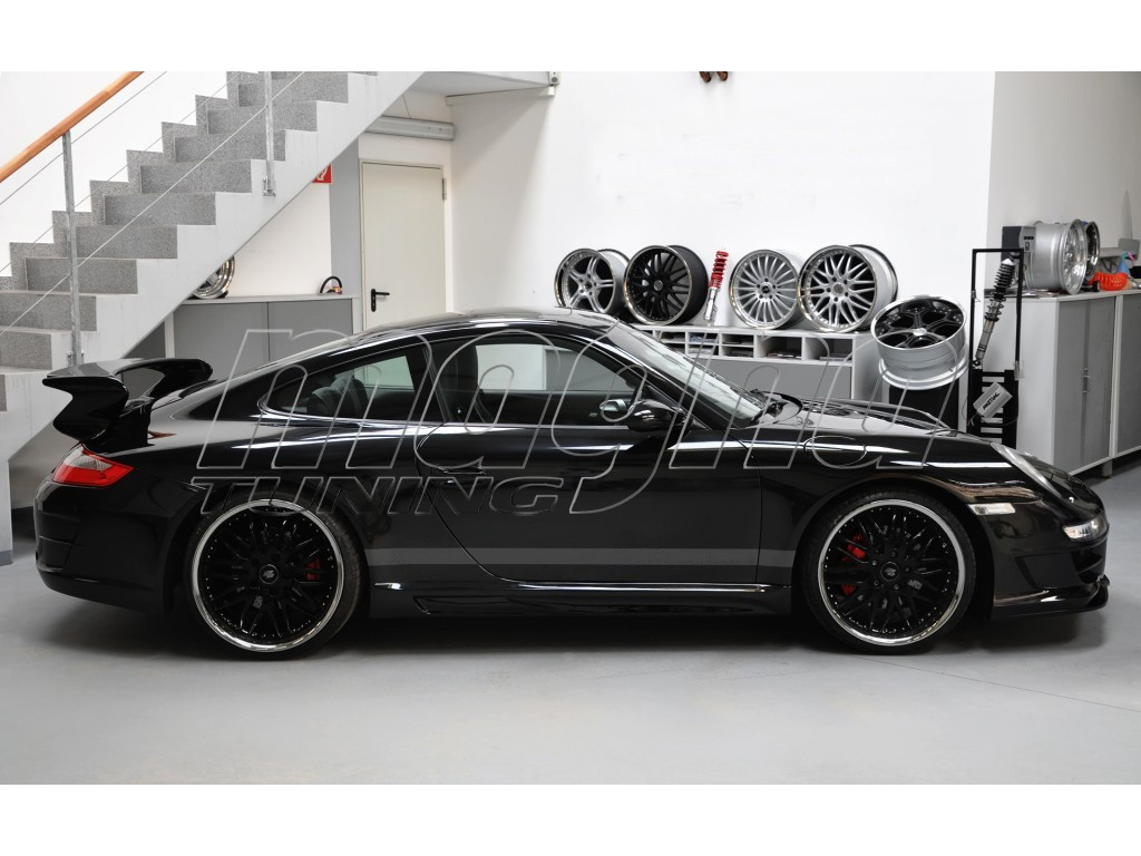 Porsche 911 Praguri P2