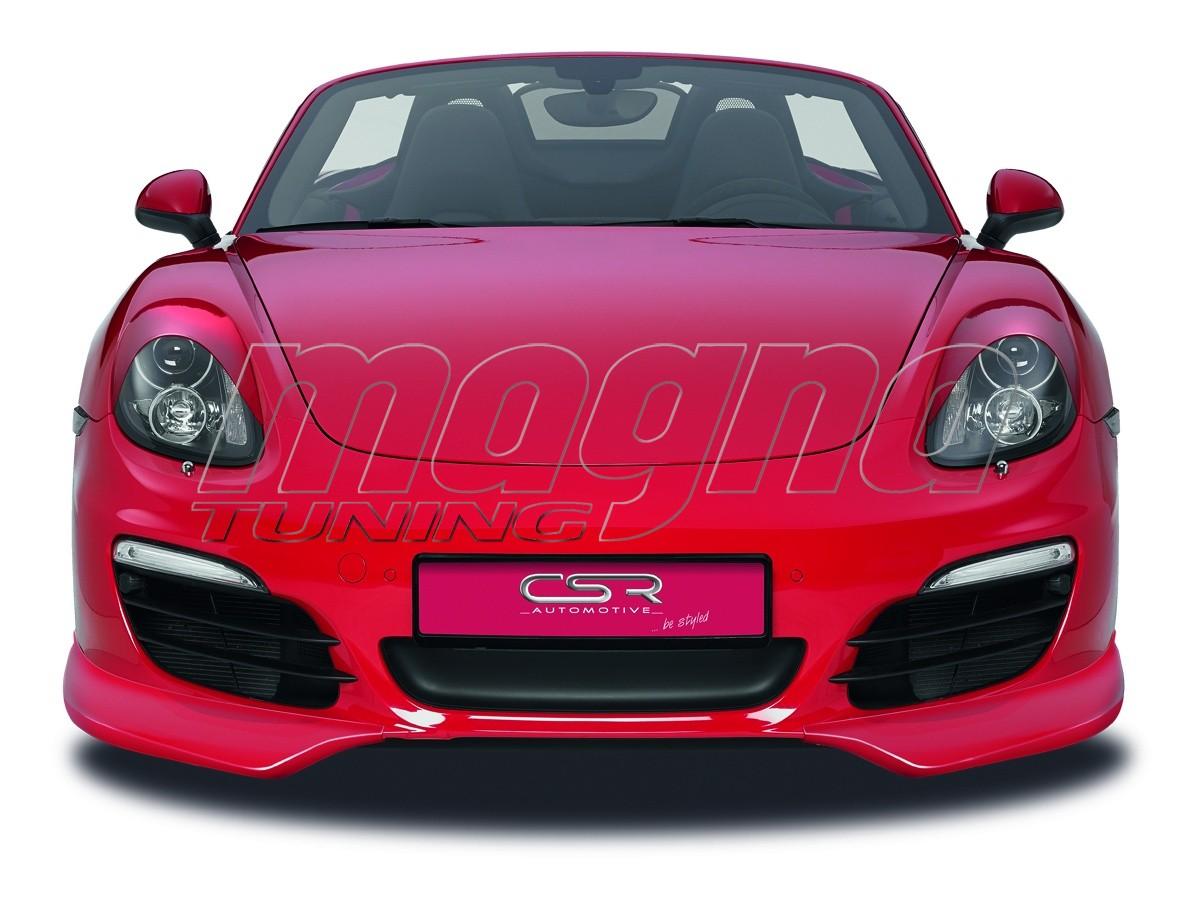 Porsche Boxster 981 Extensie Bara Fata NewLine