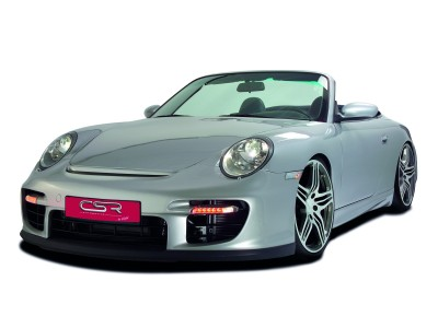 Porsche Boxster 986 997-GT2-Look Frontstossstange