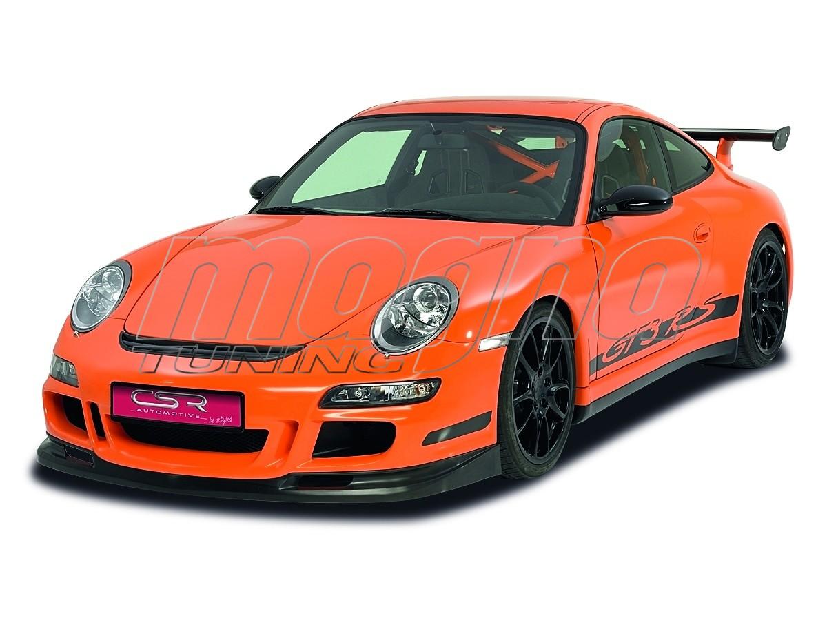Porsche Boxster 986 997 Gt3 Rs Look Front Bumper