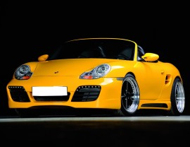 Porsche Boxster 986 Bara Fata Recto