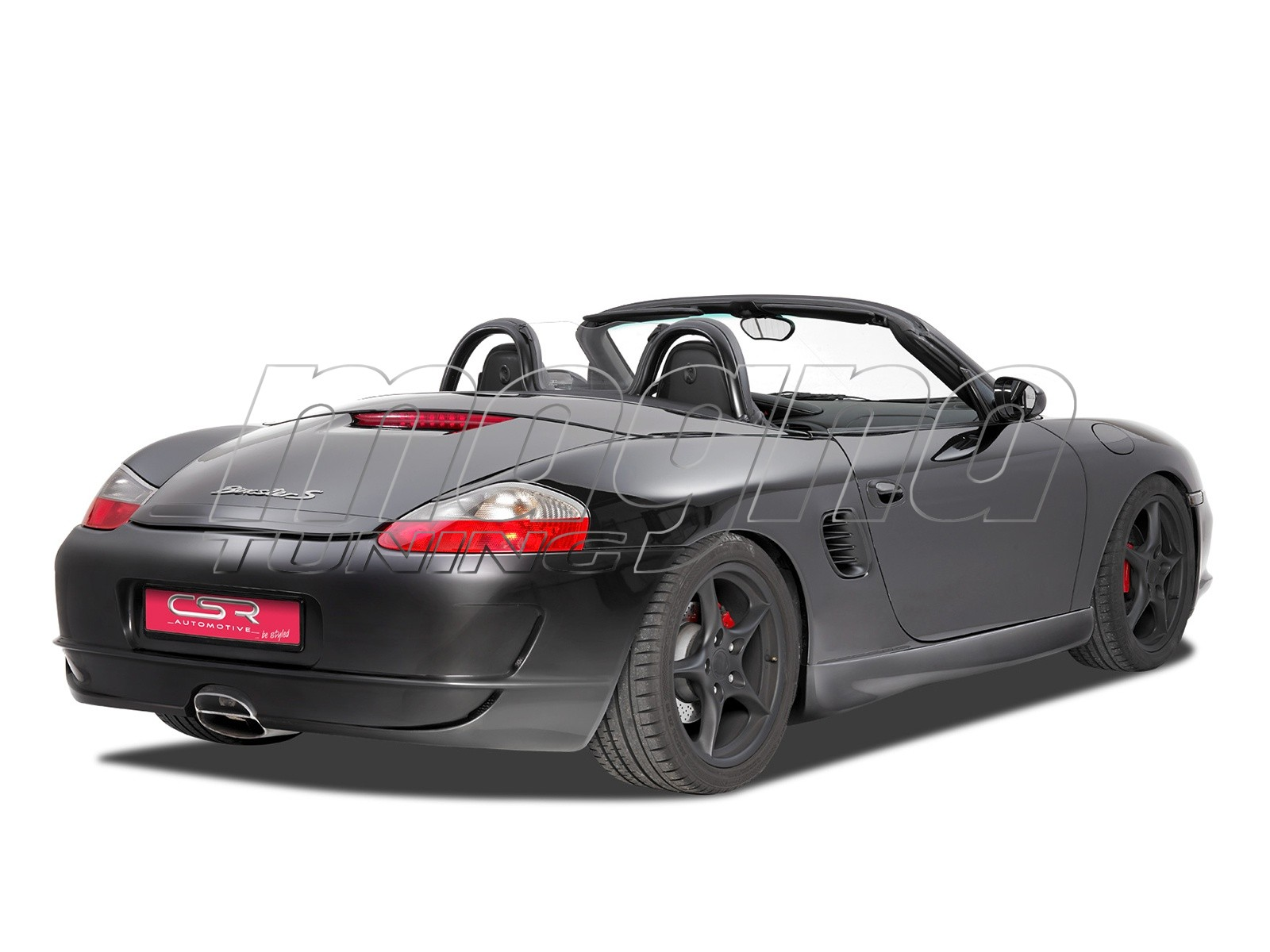 Porsche Boxster 986 Bara Spate S2-Line