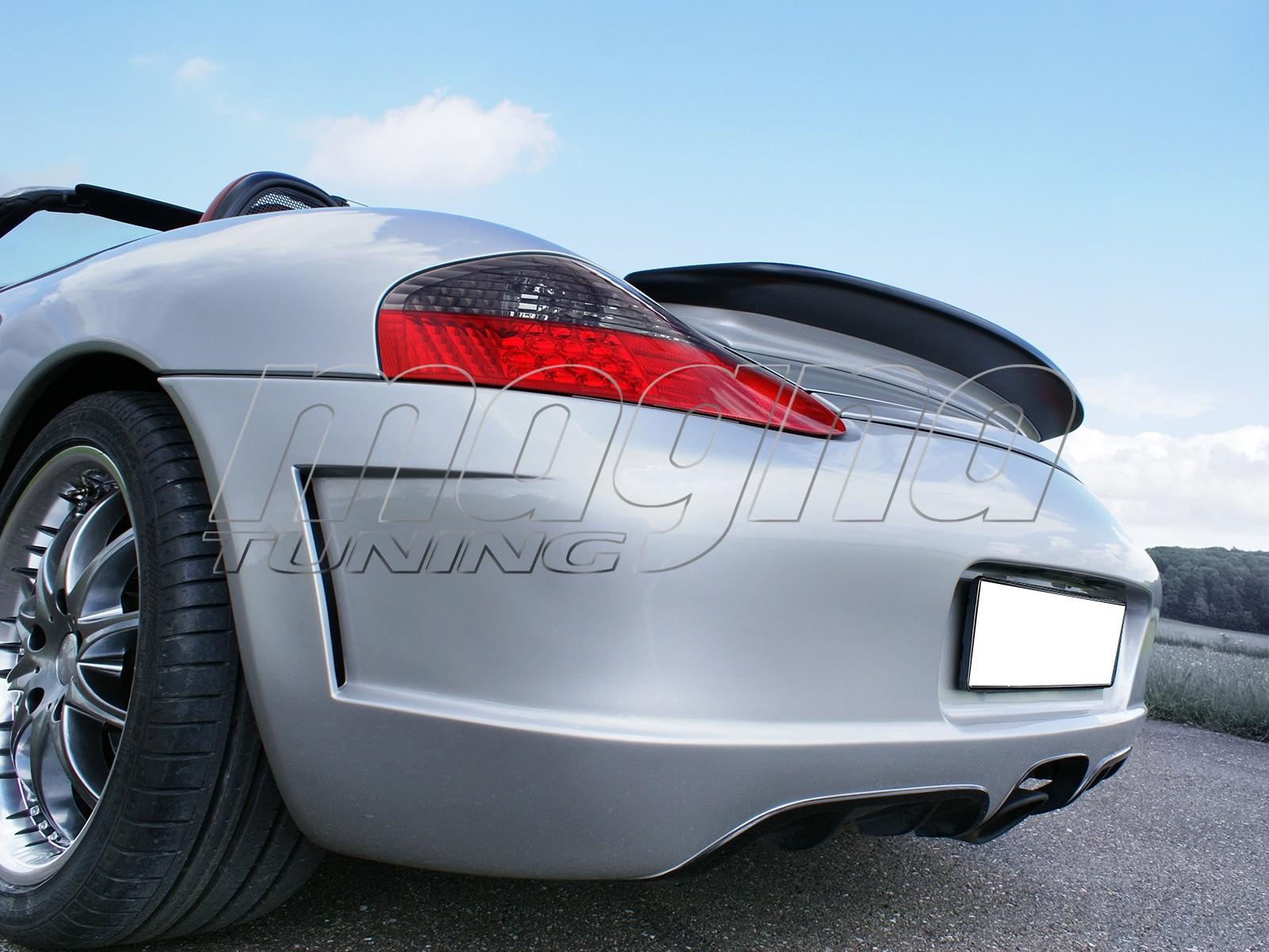 Porsche Boxster 986 Body Kit GTS