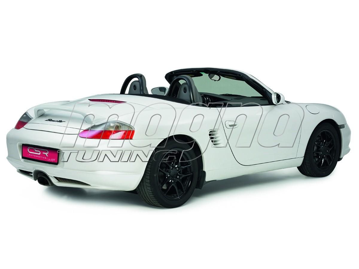 Porsche Boxster 986 Eleron Citrix