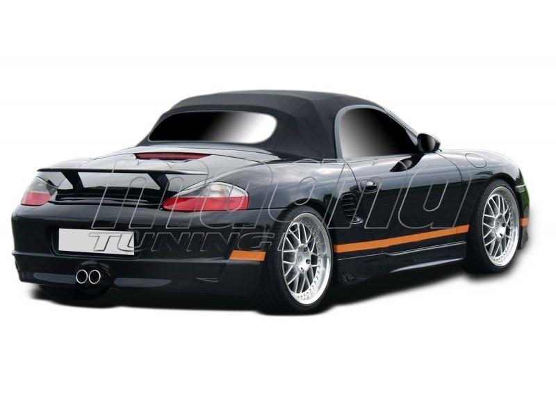 Porsche Boxster 986 Eleron SportLine