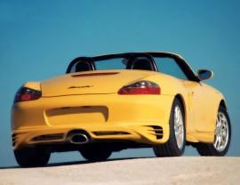 Porsche Boxster 986 Extensie Bara Spate J-Style