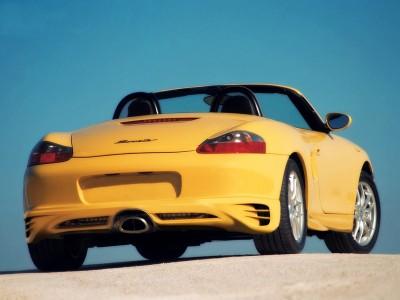 Porsche Boxster 986 J-Style Seitenschwellern