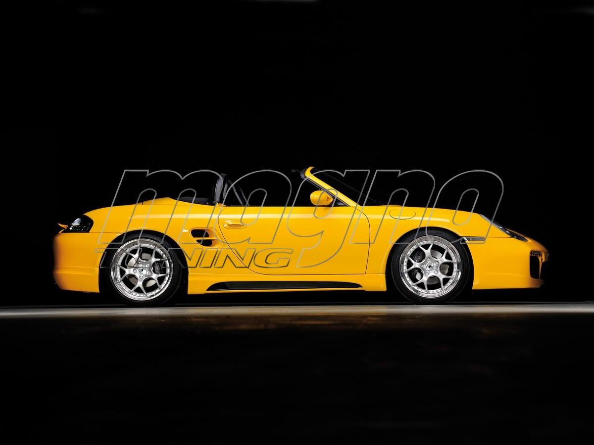 Porsche Boxster 986 Praguri Recto