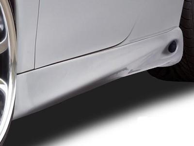 Porsche Boxster 986 SX2-Line Seitenschwellern