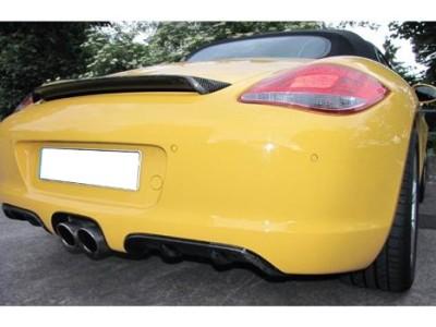 Porsche Boxster 987 Facelift Supreme Carbon Heckansatze