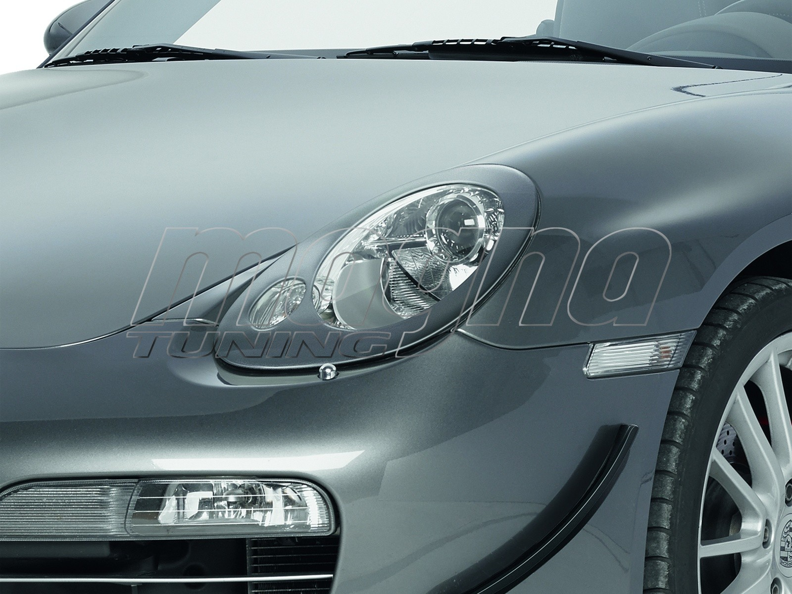 Porsche Boxster 987 Newline Eyebrows