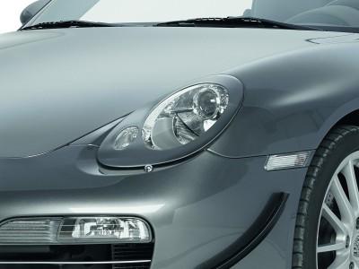 Porsche Boxster 987 NewLine Scheinwerferblenden