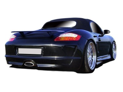 Porsche Boxster 987 SportLine Seitenschwellern