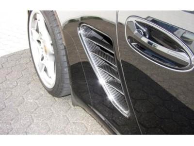 Porsche Boxster 987 Supreme Carbon Seitlichen Lufteinlasse
