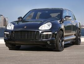 Porsche Cayenne 955 Body Kit Conversie Facelift