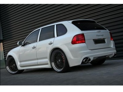 Porsche Cayenne 955 Exclusive Rear Bumper