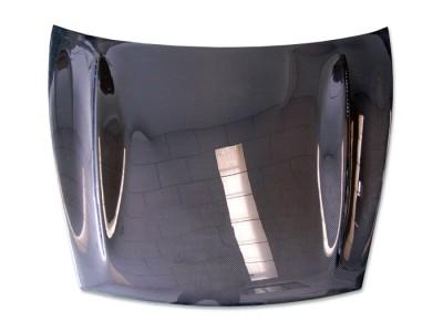 Porsche Cayenne 955 OEM Carbon Motorhaube