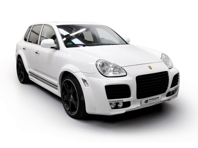 Porsche Cayenne 955 PR Wide Body Kit