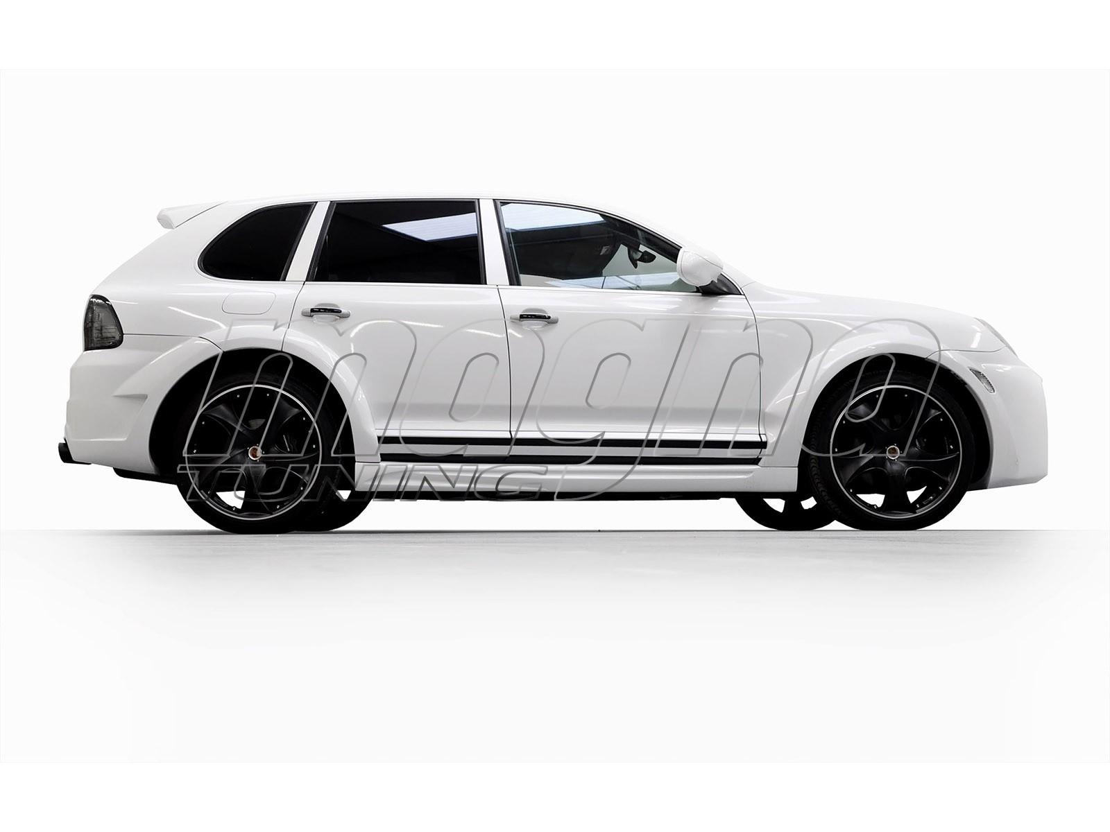 Porsche Cayenne 955 Wide Body Kit PR