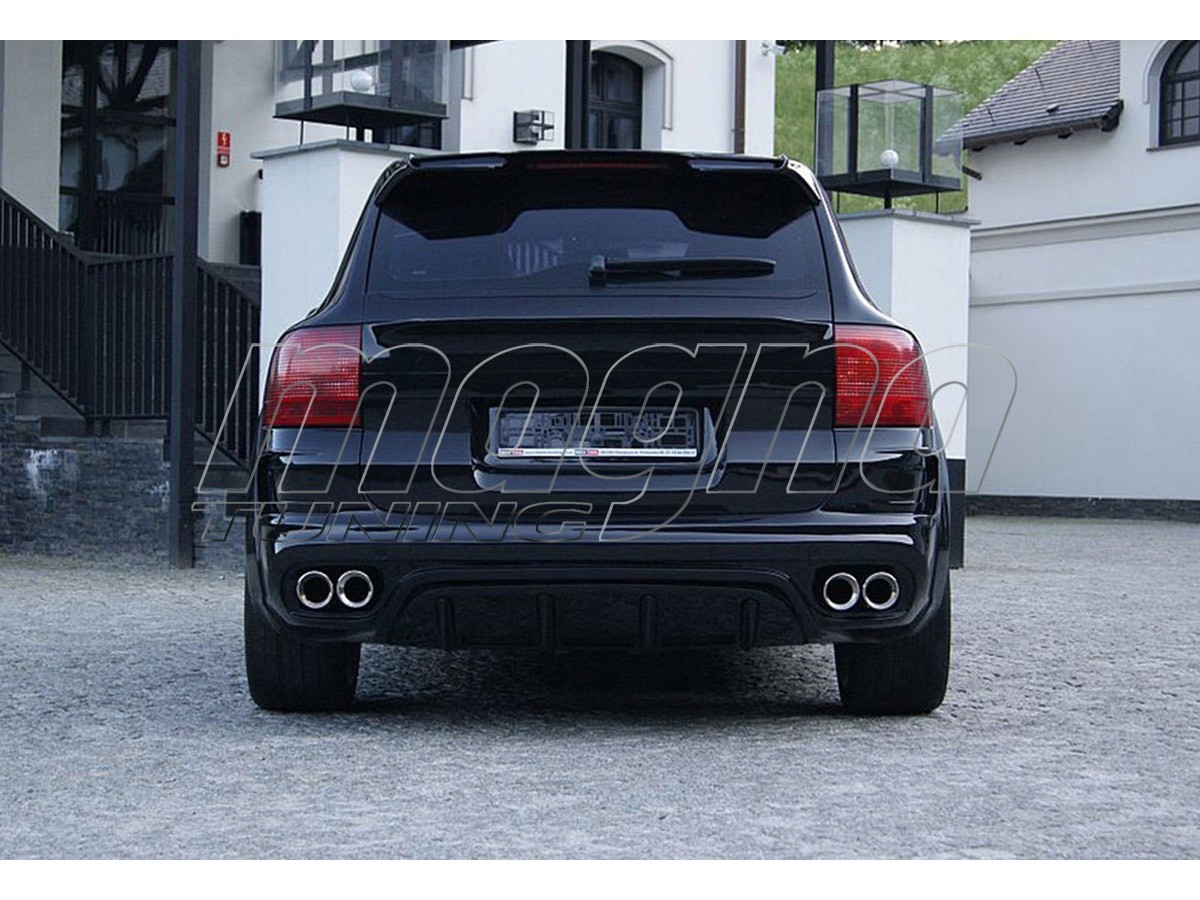 Porsche Cayenne 955 Wide Body Kit Sonic