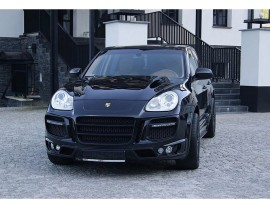 Porsche Cayenne 955 Wide Body Kit Sonic