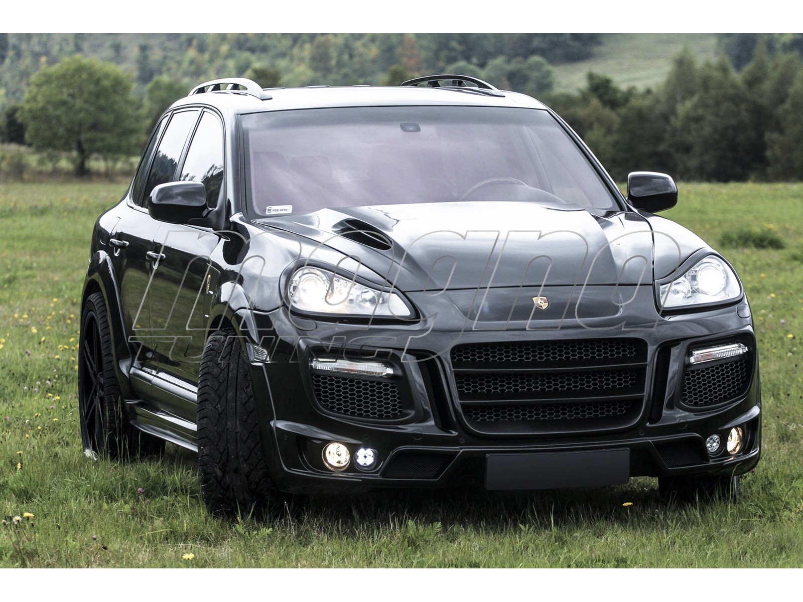 Porsche Cayenne 957 Sonic Wide Body Kit