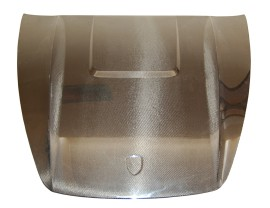 Porsche Cayenne 958 Vortex Carbon Fiber Hood