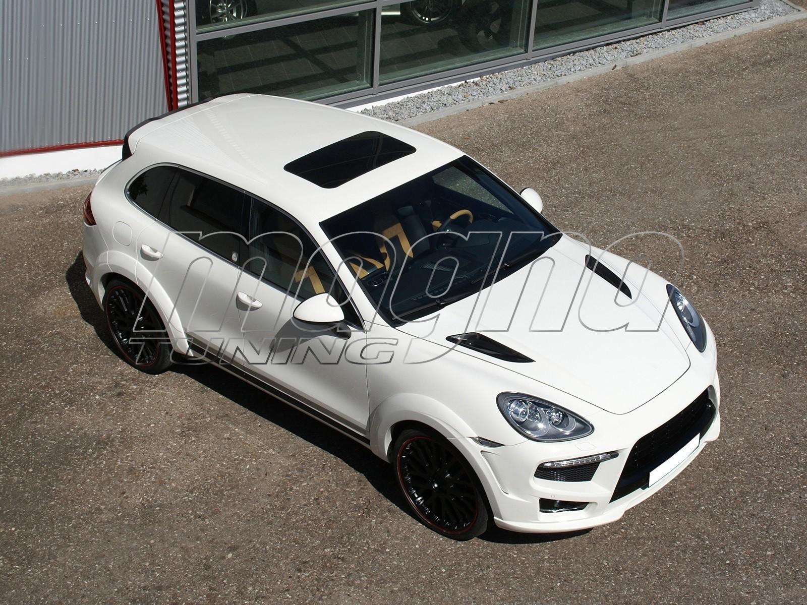 Porsche Cayenne 958 Wide Body Kit G-Line