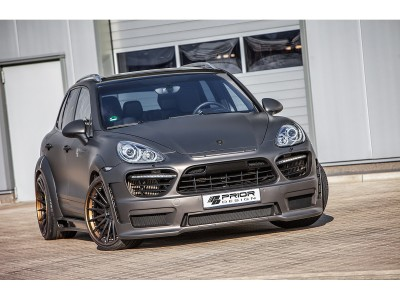 Porsche Cayenne 958 Wide Body Kit P2