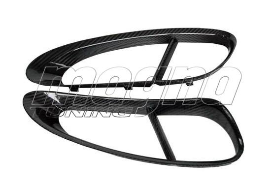 Porsche Cayman 981 Prize Aer Laterale Supreme Fibra De Carbon