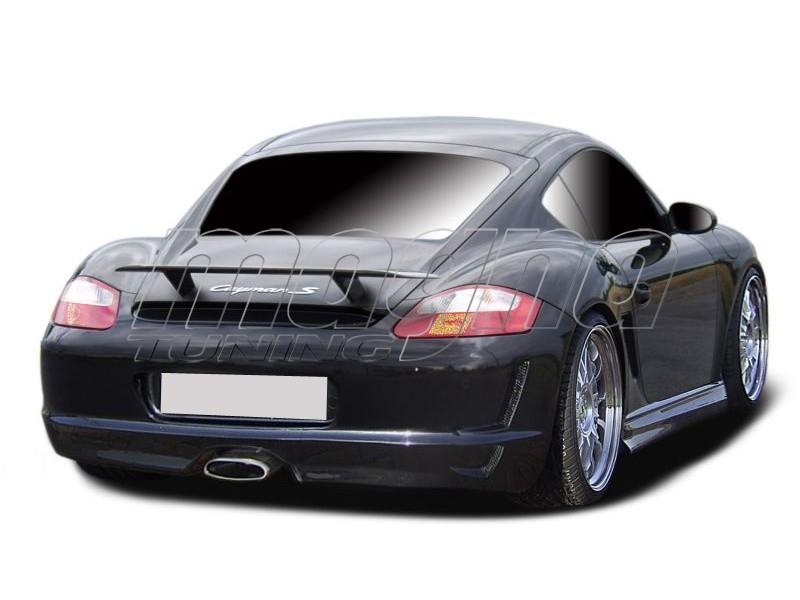 Porsche Cayman 987 Body Kit SportLine