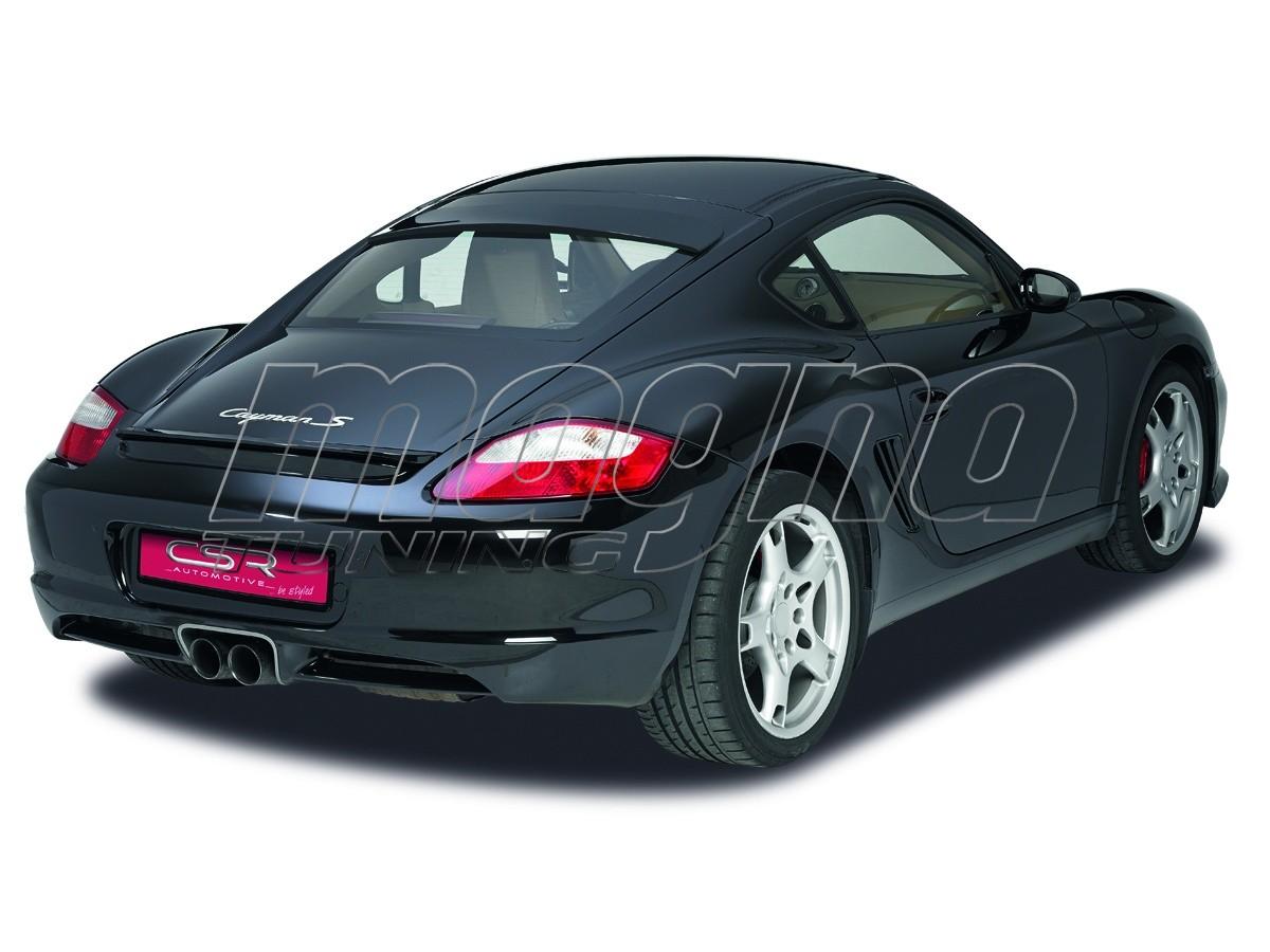 Porsche Cayman 987 Eleron Luneta CX