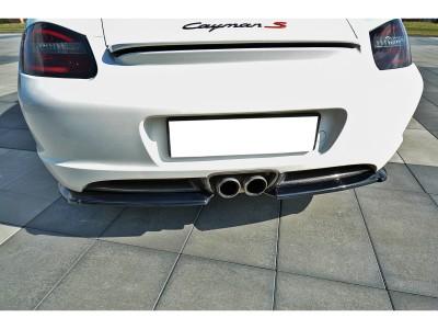 Porsche Cayman 987 Extensii Bara Spate MX