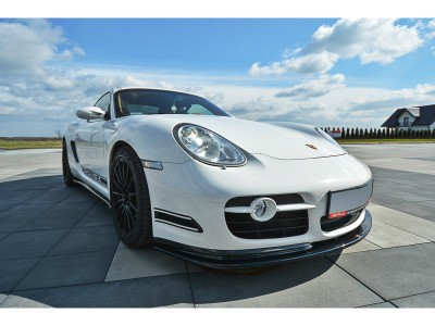 Porsche Cayman 987 MX Front Bumper Extension