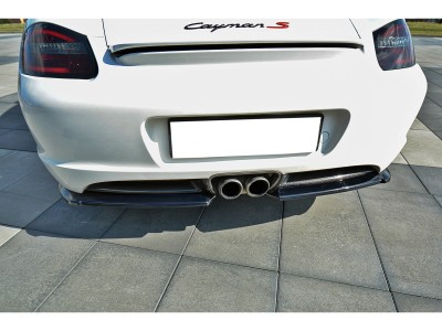 Porsche Cayman 987 MX Heckansatze