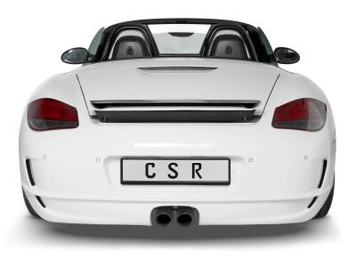 Porsche Cayman 987 SX Rear Wing