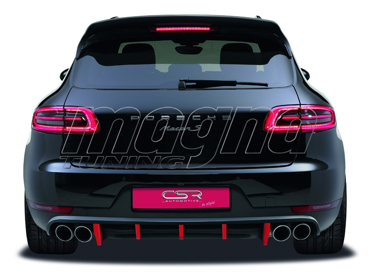 Porsche Macan Body Kit Crono