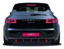 Porsche Macan Crono Rear Bumper Extension