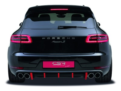 Porsche Macan Crono Rear Bumper Extension