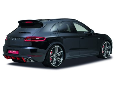 Porsche Macan Crono Side Skirts