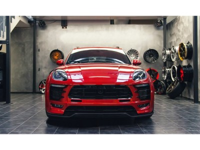 Porsche Macan P2 Wide Body Kit