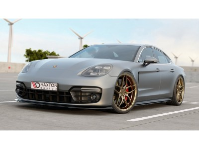 Porsche Panamera 971 MX Side Skirt Extensions